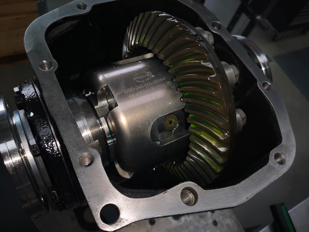 Sperrdifferentiale für BMW, Mercedes, V.A.G. GSE Getriebeservice Passau