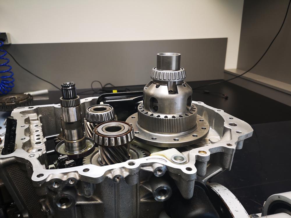 Motorsport Ersatzteile / Instandsetzung Differentiale Getriebeservice Passau